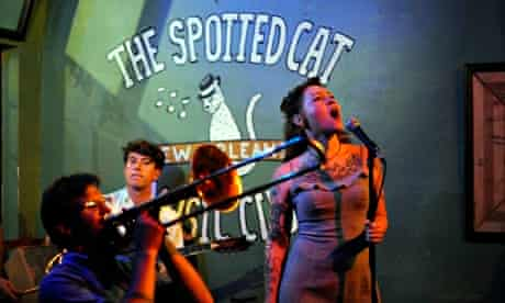 The Spotted Cat Music Club, New Orleans