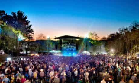 Woods Amphitheater, Nashville