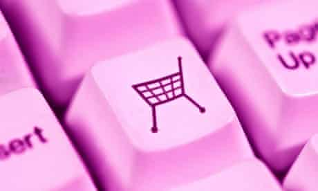 Computer keyboard Online home internet shopping