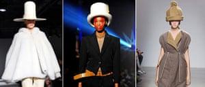 Paris top 10: Pharrell hats