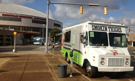 Top 10 Street Food Trucks In Nashville Travel The Guardian