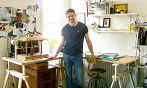 Colin Richmond set designer