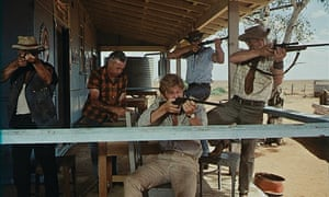 Taking aim … 1971's Wake in Fright offers a vision of the Australian Outback as hell