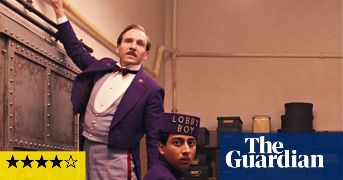 The Grand Budapest Hotel Review Wes Anderson S New Film Is A