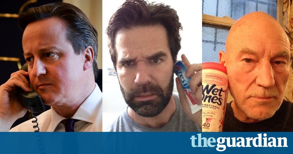 Camerons OnthephonetoObama Selfie Tweet Parodied By - David cameron tweets phone obama selfie celebrities create parodys