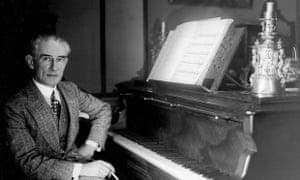 Maurice Ravel (1875-1937).