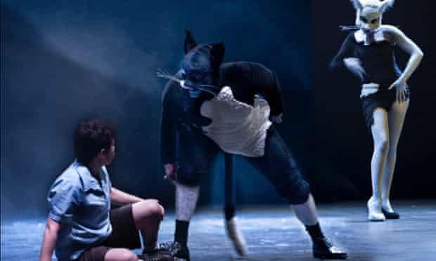 l'Enfant et les Sortilèges, Glyndebourne 2012.