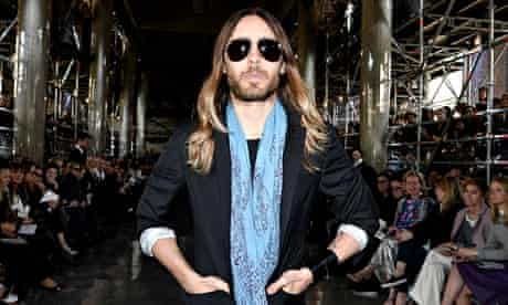 Jared Leto: 'I enjoy the challenge of a physical role.'