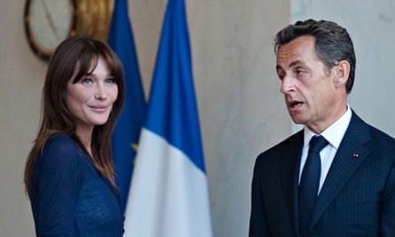 Nicolas Sarkozy And Carla Bruni Take Legal Action Over Taped Conversations Nicolas Sarkozy The Guardian