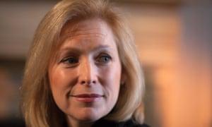 Senator Kirsten Gillibrand.