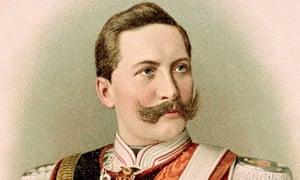 Wilhelm II in Military Uniform