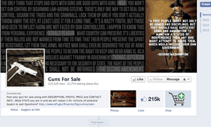 Facebook Guns For Sale