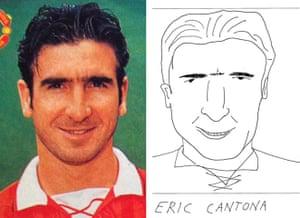Beautiful Games: Eric Cantona