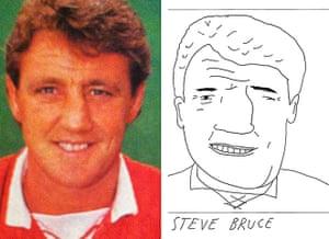 Beautiful Games: Steve Bruce