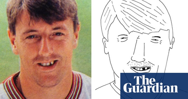 Beautiful Games: badly drawn footballers | Sport | The Guardian