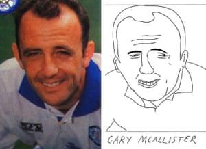 Beautiful Games.: Gary McAllister