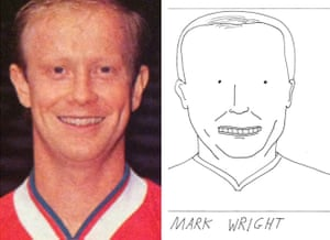 Beautiful Games.: Mark Wright