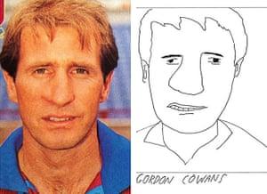 Beautiful Games.: Gordon Cowie