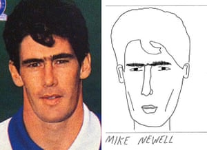 Beautiful Games.: Mike Newell