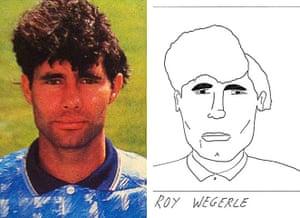 Beautiful Games.: Roy Wegerle