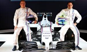 ***BESTPIX*** Williams F1 Launch