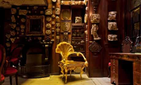 giovanni piranesi Sir John Soanes' Museum