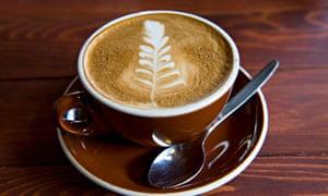 Flat White Coffee
