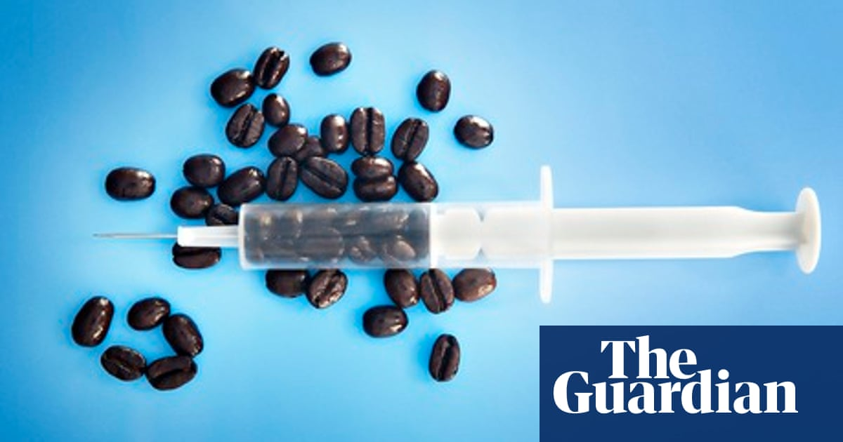 Generation jitters: are we addicted to caffeine? | Food