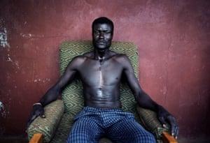 Photographing Africa: Photographing Africa, Turkana man