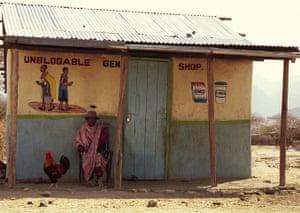 Photographing Africa: Photographing Africa, shop front