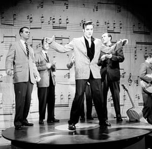 10 best: Elvis Presley and The Jordanaires