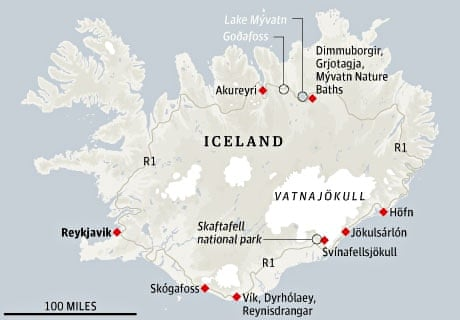 Iceland on film: a road trip around the \'Hollywood of the ...