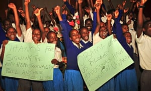 school anti-gay event in uganda