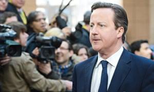 David Cameron - 06 Mar 2014