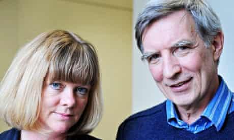 Kate Pickett and Richard Wilkinson