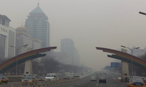 Smog in Beijing. We want to hear how pollution has affected people living in China.
