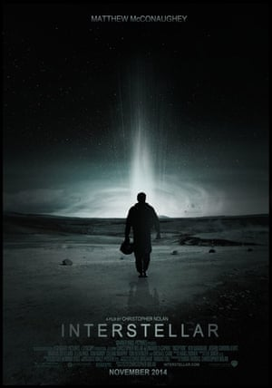 Iceland films: Interstellar film poster