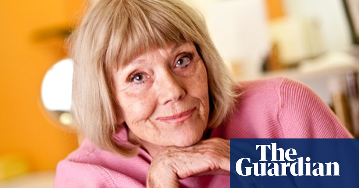 diana rigg women of my age are still attractive men of my age are not television radio the guardian diana rigg women of my age are still