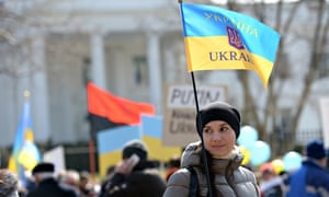 Washington DC Ukraine rally