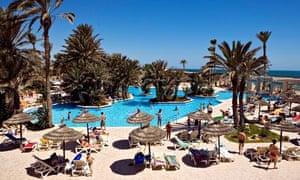 Tunisia, South-Eastern, Zarzis, Zita Hotel Club