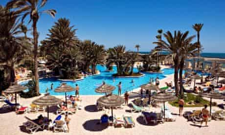 Tunisia, South-Eastern, Zarzis, Zita Hotel Club
