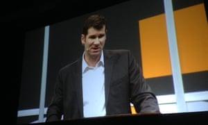 Dr Peter Singer at SXSW