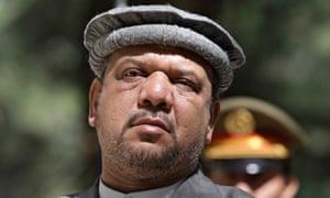 Marshal Mohammad Qasim Fahim