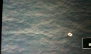 Malaysian Airlines possible debris