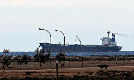 Libya besiege North Korean-flagged tanker