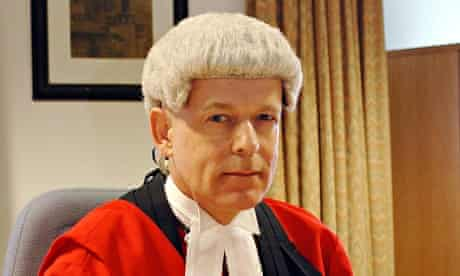 Lord Justice Fulford