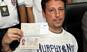 Italian thought to have been on flight MH370 says passport taken in Phuket