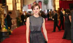 Emma Watson at the 86th Annual Academy Awards 2014