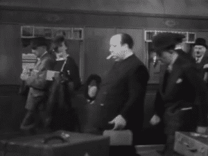 Hitchcock in The Lady Vanishes