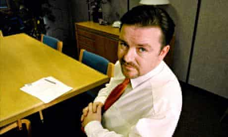 Ricky Gervais in The Office … proved that good comedy is universal and eternal.